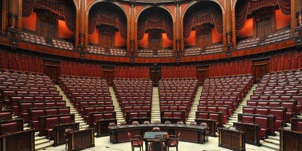 Elezioni la road map del parlamento prima seduta il 23 for Notizie parlamento italiano
