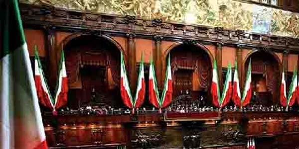 Il nuovo parlamento italiano pronto mediterraneo for Donne parlamento italiano
