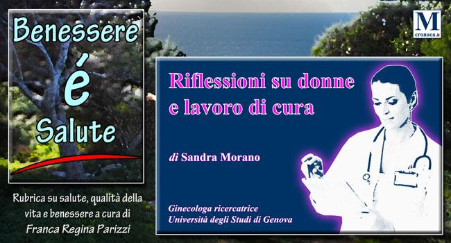 Riflessioni Su Donne E Lavoro Di Cura Mediterraneo Cronaca