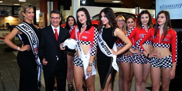 """Eletta a Catania la Finalista Nazionale di """"Miss Motors ..."""